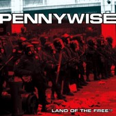 Pennywise - Land Of The Free? (Anniversary Red Vinyl) LP