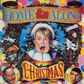 Various Artists - Home Alone Christmas (Clear/Red/Green) Vinyl LP