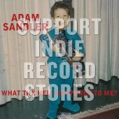 Adam Sandler - What The Hell Happened To Me? 2XLP