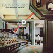 Hawkwind - Quark, Strangeness & Charm 2XLP