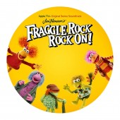 "Various Artists - Fraggle Rock: Rock On (RSD) 10"" Vinyl"