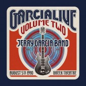 Jerry Garcia Band - GarciaLive Volume Two: August 5th, 1990 Greek Theatre (RSD) 4XLP Vinyl