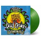 Bad Brains - God of Love (Green) Vinyl LP