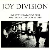 Joy Division - Live at the Paradiso Club LP