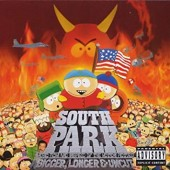 Various Artists - South Park: Bigger, Longer & Uncut (BLUE/GREEN) 2XLP