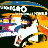 Turbonegro - Hot Cars & Used Contraceptives LP (Orange/Black)