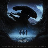Jerry Goldsmith - Aliens 2XLP Vinyl