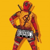 Tyler Bates - Deadpool 2 (Red) 2XLP vinyl