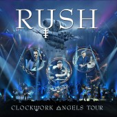 Rush - Clockwork Angels Tour 5XLP Boxset