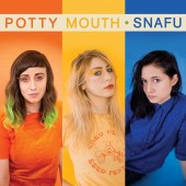 Potty Mouth - Snafu (Blue) Vinyl LP