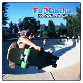 "Fu Manchu - The Action Is Go! (Green/Blue) LP + 7"" Vinyl"