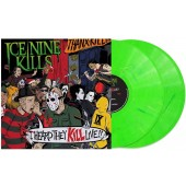 Ice Nine Kills - I Heard They KILL Live (Neon Green Marble) 2XLP Vinyl