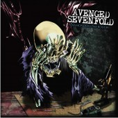 Avenged Sevenfold - Diamonds In The Rough (Clear) 2XLP