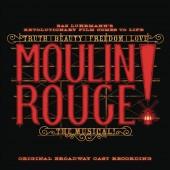 Soundtrack - Moulin Rouge! The Musical (Original Broadway Cast Recording) 2XLP Vinyl