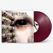 Seether - Karma And Effect (Burgundy) 2XLP vinyl