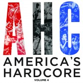 Various Artists - America's Hardcore Compilation 4 Vinyl LP