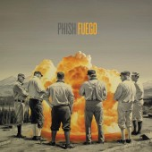 Phish - Fuego (Pink Salmon/Orange) 2XLP Vinyl