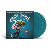 Various Artists - Scott Pilgrim vs. the World (Original ScoreTeal) 2XLP Vinyl