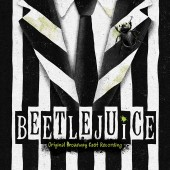 Eddie Perfect - Beetlejuice (Original Broadway Cast Recording) LP