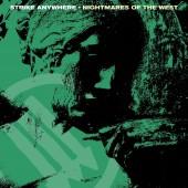 "Strike Anywhere - Nightmares Of The West 12"" EP Vinyl"