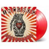 Incubus - Light Grenades (Red) 2XLP Vinyl