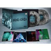 Papa Roach - Greatest Hits Vol. 2 The Better Noise Years (Triple Gatefold Smoke) 2XLP Vinyl