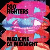 Foo Fighters - Medicine At Midnight (Blue) Vinyl LP