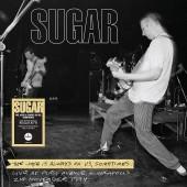 Sugar - Joke Is Always On Us (Clear) 2XLP