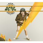 AC/DC - High Voltage LP