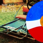 "The All-American Rejects - The All-American Rejects (Tricolor) LP + 7"" Vinyl"