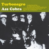 Turbonegro - Ass Cobra (Black) Vinyl LP