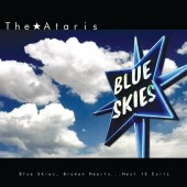 The Ataris - Blue Skies Broken Hearts...Next 12 Exits (Blue) Vinyl LP