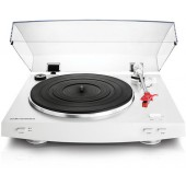 Audio Technica AT-LP3WH Automatic Belt Drive Turntable (White)