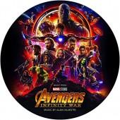 Alan Silvestri - Avengers: Infinity War (Picture Disc) Vinyl LP