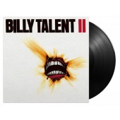 Billy Talent - Billy Talent II (Black) 2XLP Vinyl