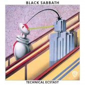 Black Sabbath - Technical Ecstasy LP