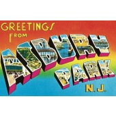 Bruce Springsteen -  Greetings From Asbury Park, N.J. LP