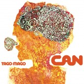 Can - Tago Mago (Orange) Vinyl LP