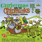 Various Artists - Christmas With The Chipmunks, Vol. 2 LP