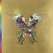 Coldplay - The Butterfly Package (Live In Buenos Aires/Live In São Paulo/A Head Full Of Dreams (Gold) 3XLP vinyl