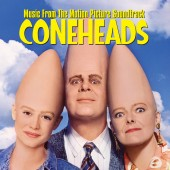 Soundtrack - Coneheads Vinyl LP