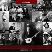 Various Artists - American Epic: The Best of Country LP