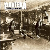 Pantera - Cowboys From Hell (Brown) LP