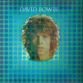 David Bowie - David Bowie AKA Space Oddity LP