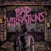 A Day To Remember - Bad Vibrations LP
