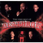Various Artists - Very Best of Death Row 2XLP