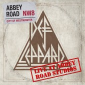 "Def Leppard - Live From Abbey Road 12"" EP Vinyl"
