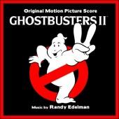Randy Edelman - Ghostbusters II (Clear w/ Pink Slime) Vinyl LP
