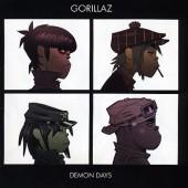 Gorillaz - Demon Days 2XLP Vinyl