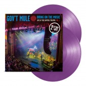 Gov't Mule - Bring On The Music - Live at The Capitol Theatre: Vol. 1 2XLP vinyl